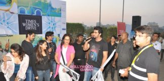 Arjun Kapoor at seventh edition of Times Women's Drive
