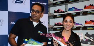 Yami Gautam launches new collection of Skechers Burst