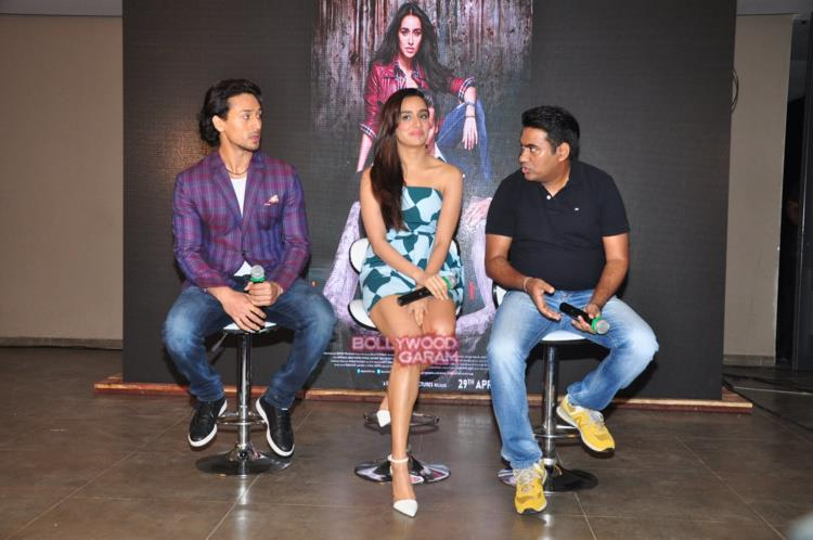 Baaghi promotions1