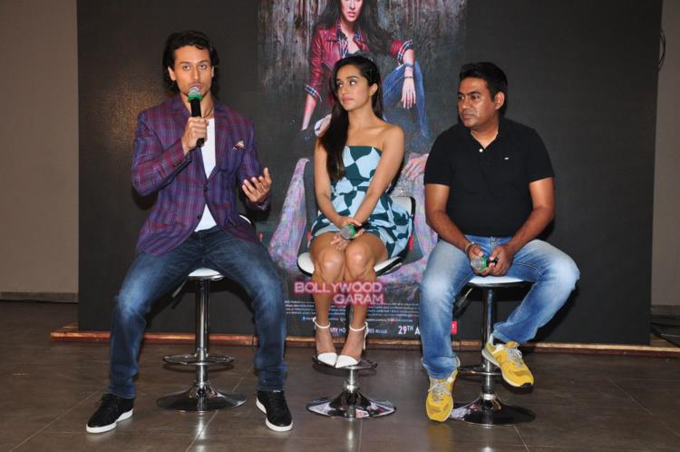 Baaghi promotions4