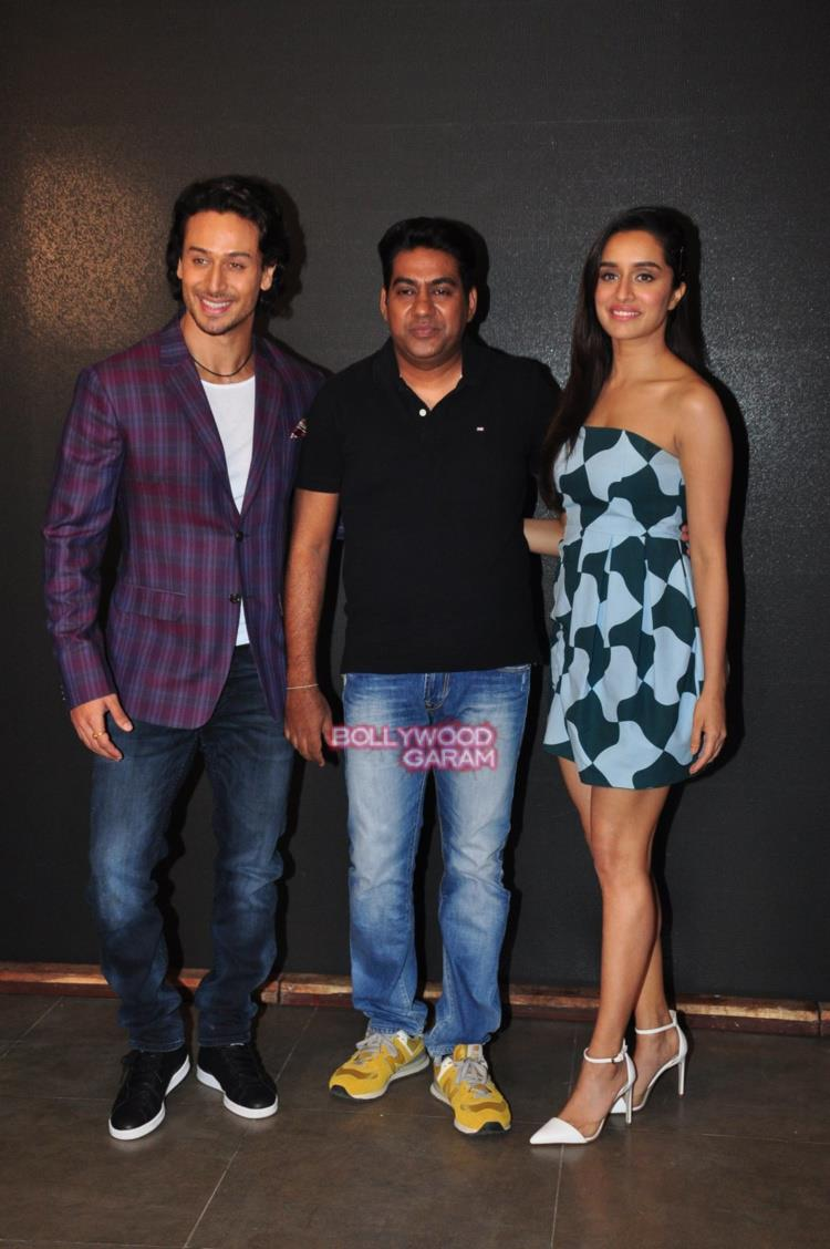 Baaghi promotions6