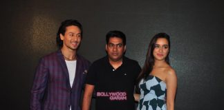 Shraddha Kapoor and Tiger Shroff promote Baaghi