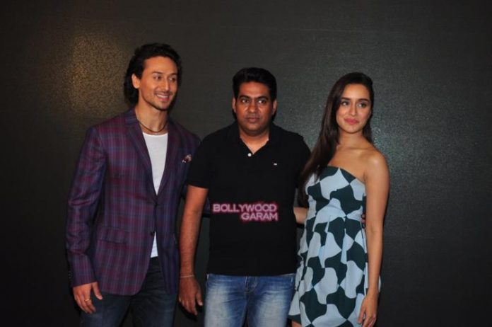 Baaghi promotions7