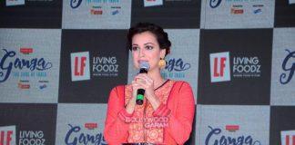 Dia Mirza launches Ganga – The Soul of India