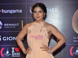 Celebrities shine at Global Indian Music Academy Awards