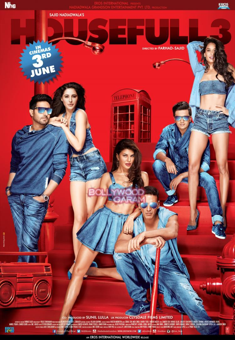 Housefull 3 posters2