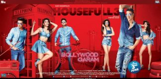 Housefull 3 official posters unveiled