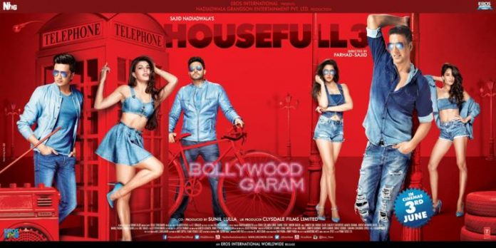 Housefull 3 posters3
