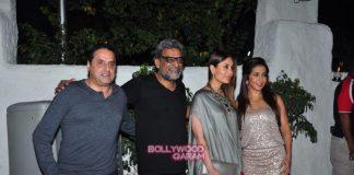 Kareena Kapoor and Arjun Kapoor celebrate Ki and Ka success