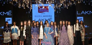 Lakme Fashion Week Summer Resort 2016 Photos – Ileana D'cruz walks for Rahul Mishra