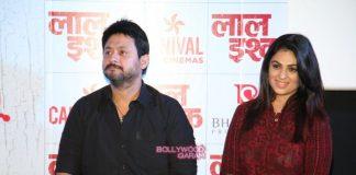Swapnil Joshi and Anjana Sukhani launch Laal Ishq poster
