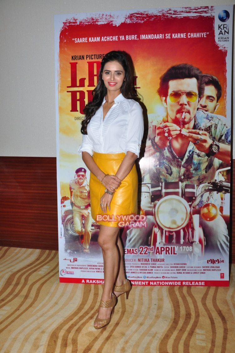 Laal rang promotions2