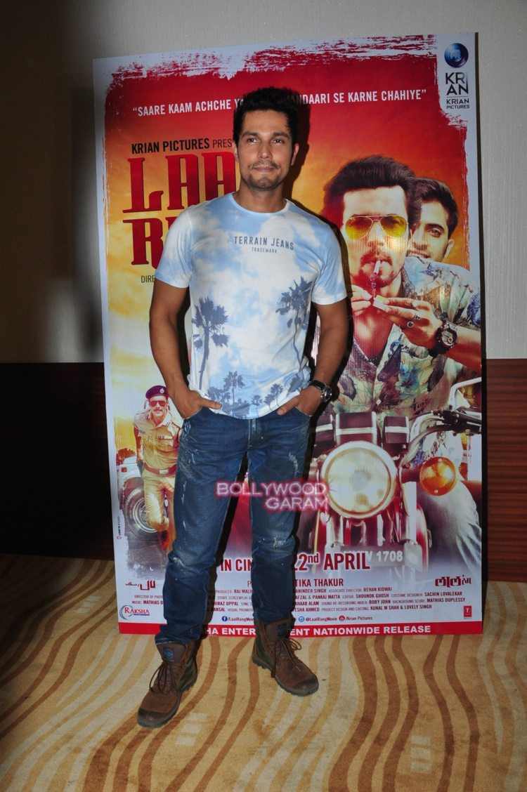 Laal rang promotions4