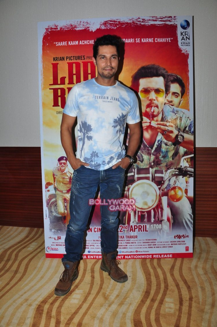 Laal rang promotions5