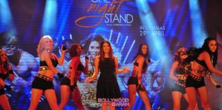 Sunny Leone and Tanuj Virwani launch trailer of One Night Stand