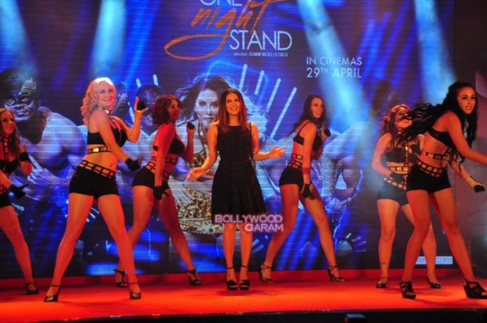 One night stand trailer launch4
