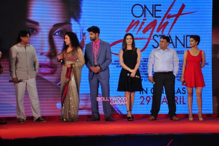 One night stand trailer launch5