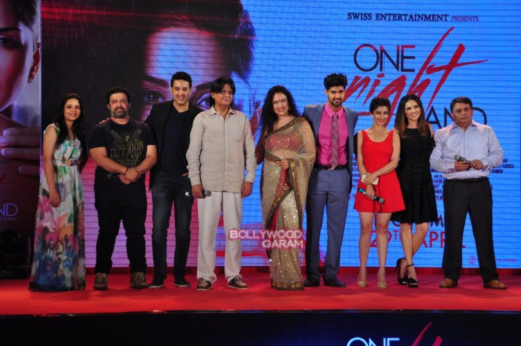 One night stand trailer launch6