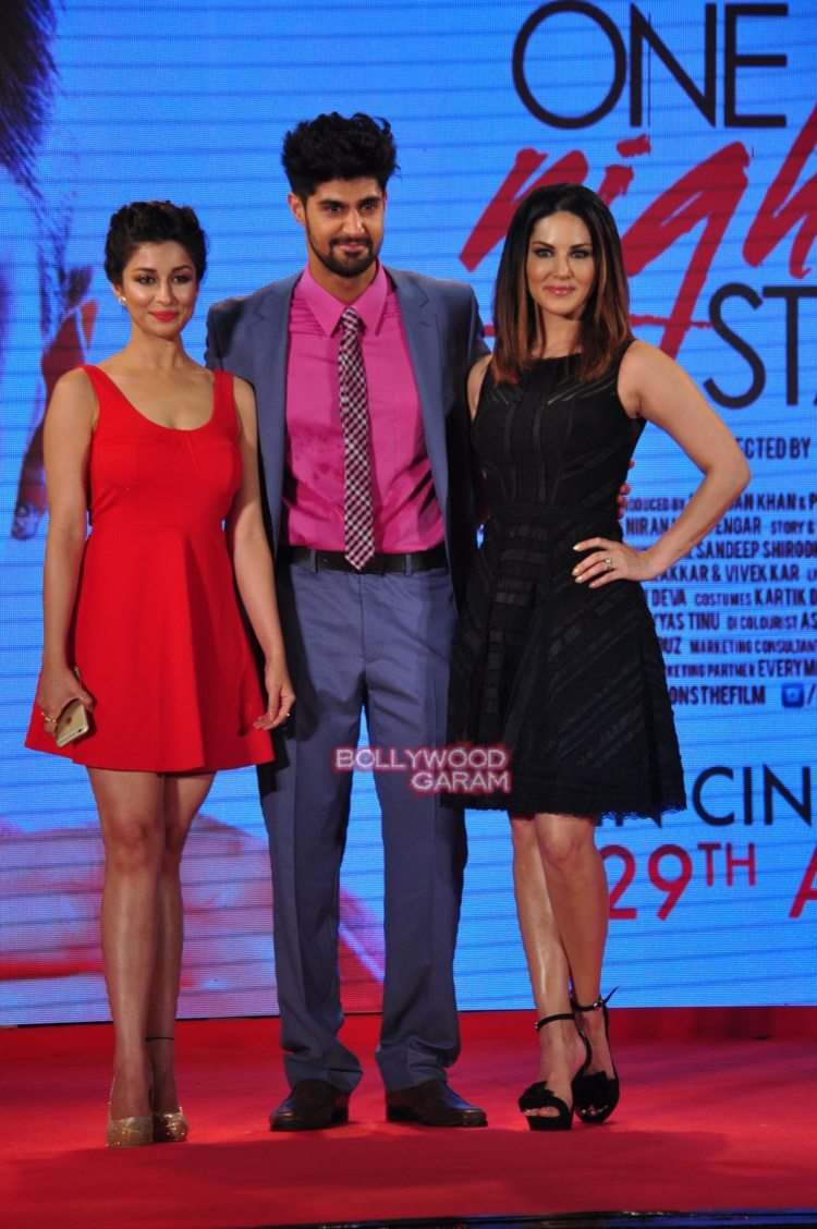 One night stand trailer launch7