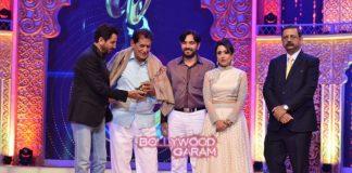 Honey Singh performs at PTC Punjab Film Awards 2016