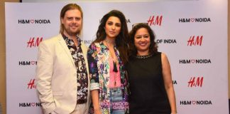 Parineeti Chopra launches H & M retail store