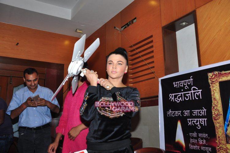 Rakhi sawant pratyusha2