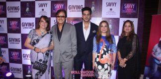 Malaika Arora and Zayed Khan at SAVVY Magazine celebration