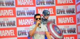 Varun Dhawan to voice Hindi version of Captain America
