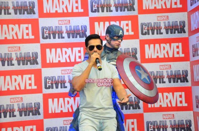 Varun Marvel5