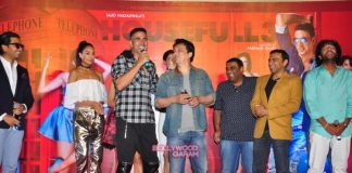 Akshay Kumar, Riteish Deshmukh and Abhishek Bachchan launch Housefull 3 trailer