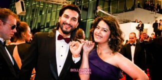 TV actors Avika Gor and Manish Raisinghani shine at Cannes red carpet