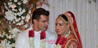 Bipasha Basu and Karan Singh Grover get married – Photos