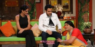 Nargis Fakhri and Emraan Hashmi promote Azhar on sets of Comedy Nights Live  – Photos