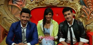 Meet Brothers and Anushka Manchanda have fun on Comedy Nights Live sets