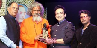 Adnan Sami and Pankaj Udhas at 6th Bharat Ratna Dr. Bharat Ratna Awards