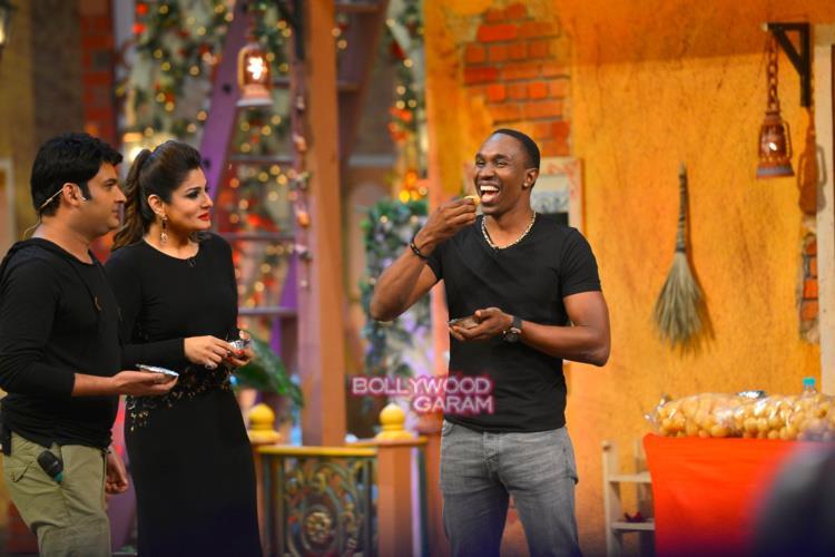 Dwayne kapil show3