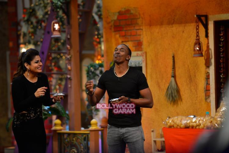 Dwayne kapil show5
