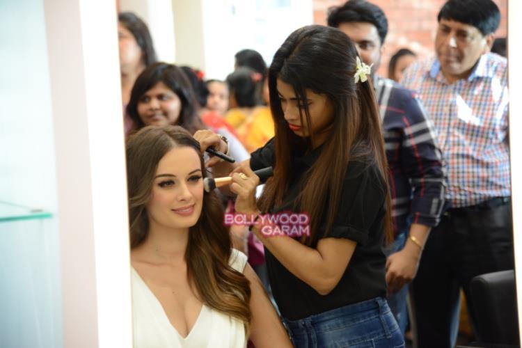 Evelyn salon launch2