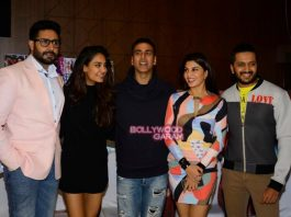 Housefull 3 promotions at Sa Re Ga Ma Pa show