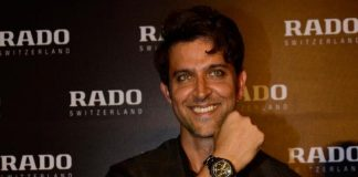 Hrithik Roshan launches new collection by Rado