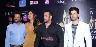 Salman Khan, Sooraj Pancholi and Anil Kapoor announce 17th IIFA awards at PC