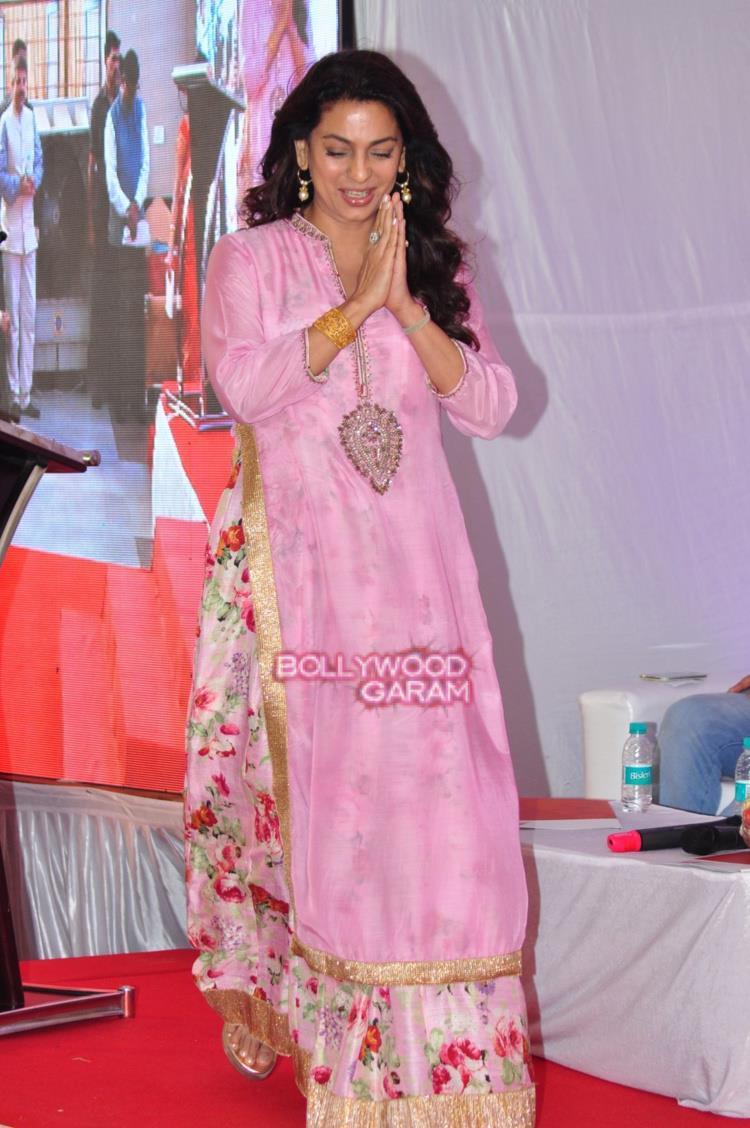 Juhi Chawla inauguration3