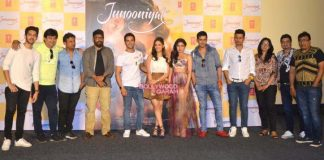 Pulkit Samrat and Yami Gautam launch trailer of Junooniyat