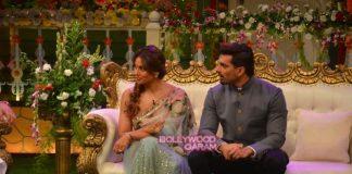 Bipasha Basu and Karan Singh Grover appear on the Kapil Sharma Show