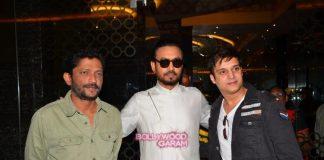 Irrfan Pathan and Jimmy Shergil launch trailer of Madari