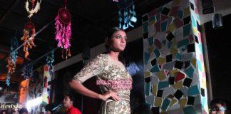 Karishma Tanna launches Miraaz Fashion store in Delhi