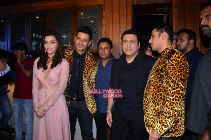 Party animal song launch4