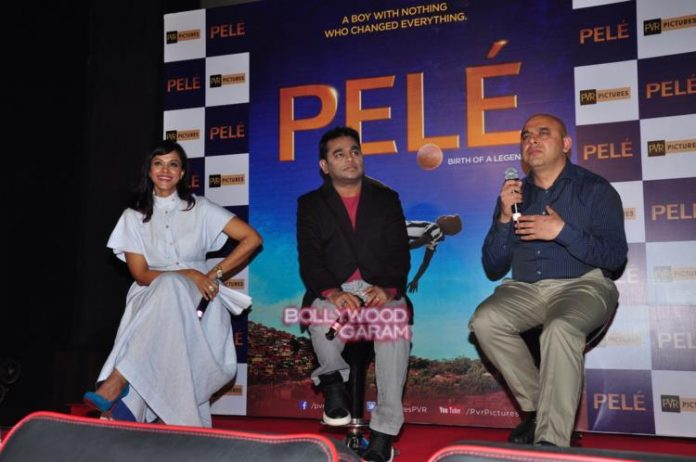 Pele trailer launch1