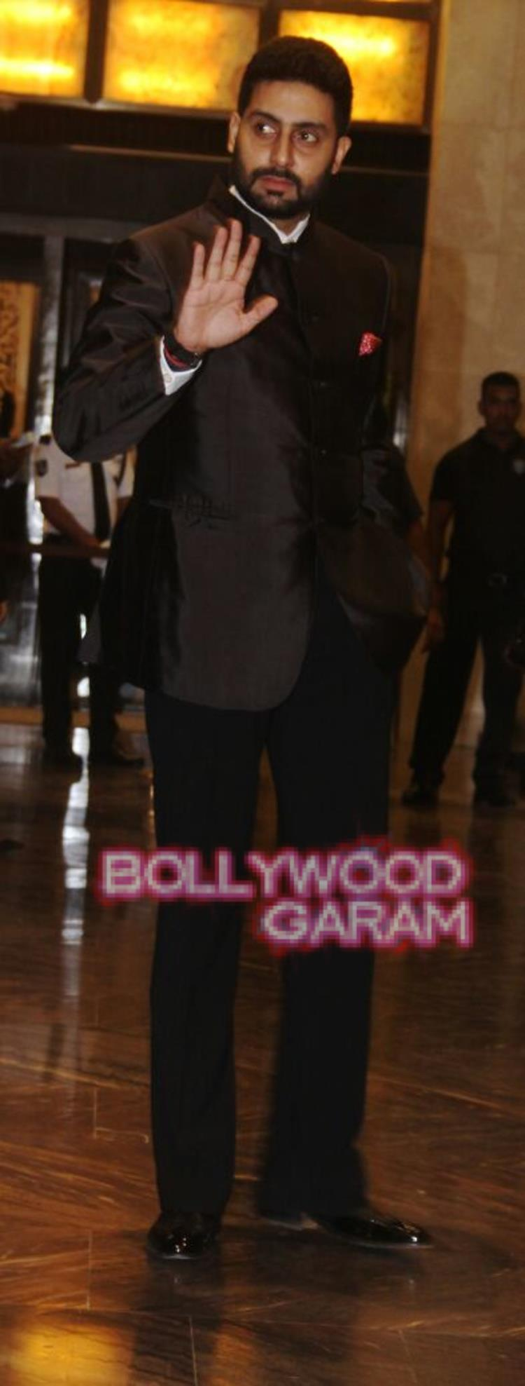 Preity reception4