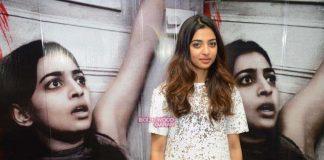 Radhika Apte promotes Phobia in New Delhi
